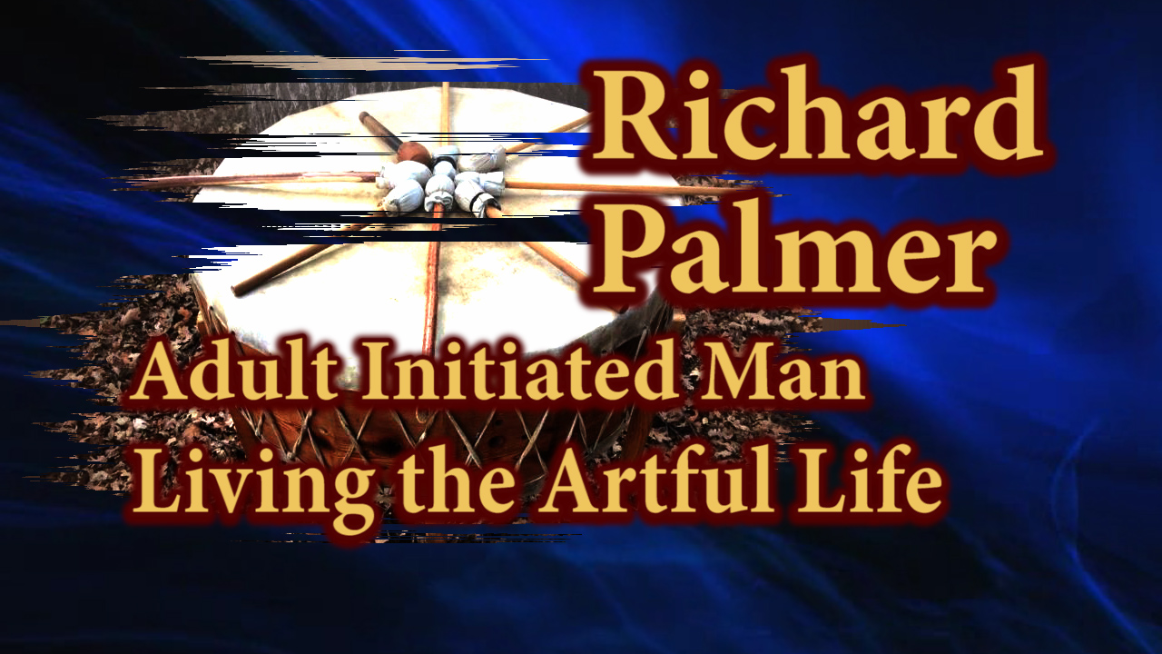 Richard Palmer speaking about Living the Artful Life.