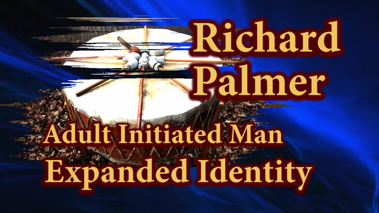 Richard Palmer speaking about Expanded Identity